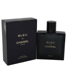 Bleu De Chanel by Chanel Eau De Parfum Spray 3.4 oz for Men(New 2018)