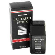 PREFERRED STOCK by Coty 0.5 oz After Shave for Men