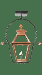 Vicksburg Lantern
