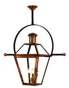 Georgetown with Classic Yoke and Ladder Rest