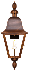 Belmont Gas Lantern by the CopperSmith