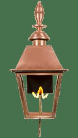 Estate Lantern by Copper Sculptures