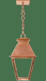 Vicksburg Chain Hung Electric Lantern