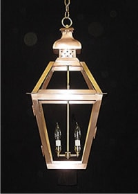 Charleston N Series Chain Hung Outdoor Lantern