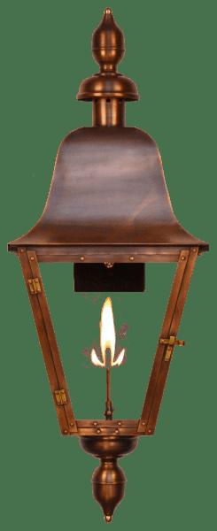 Belmont Gas Lantern