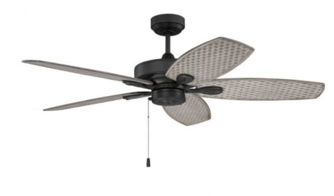 Craftmade Outdoor Wet Rated Ceiling Fan