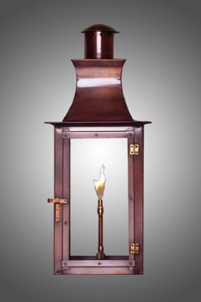 Jamestown wall lantern