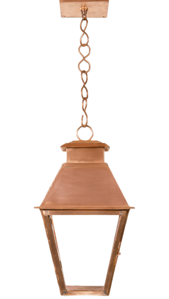 Vicksburg Chain Hung Electric Lantern