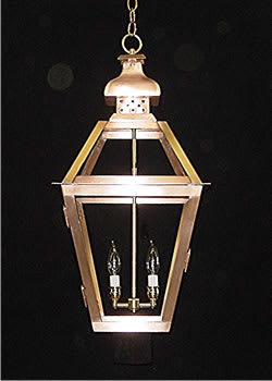 Charleston N Series Chain Hung Outdoor Lantern
