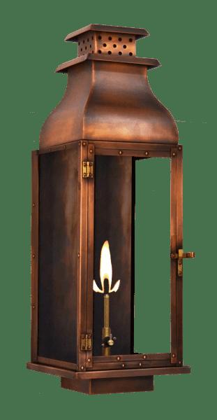 Water Street Gas Lantern R