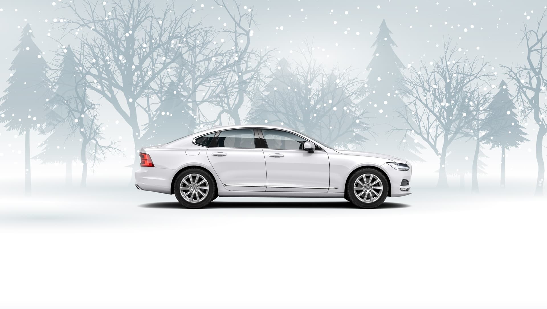Volvo S90 T8 Plug-in Hybrid Inscription m/AWD og Automat