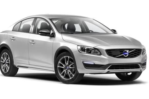Volvo S60 Cross Country Bright Silver