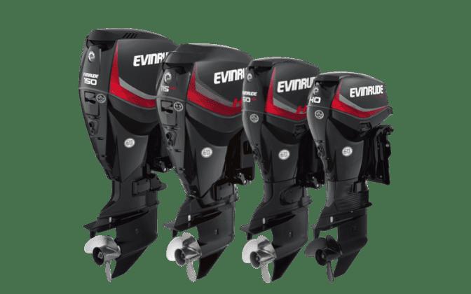 Påhengsmotorer i E-TEC G1 Serien