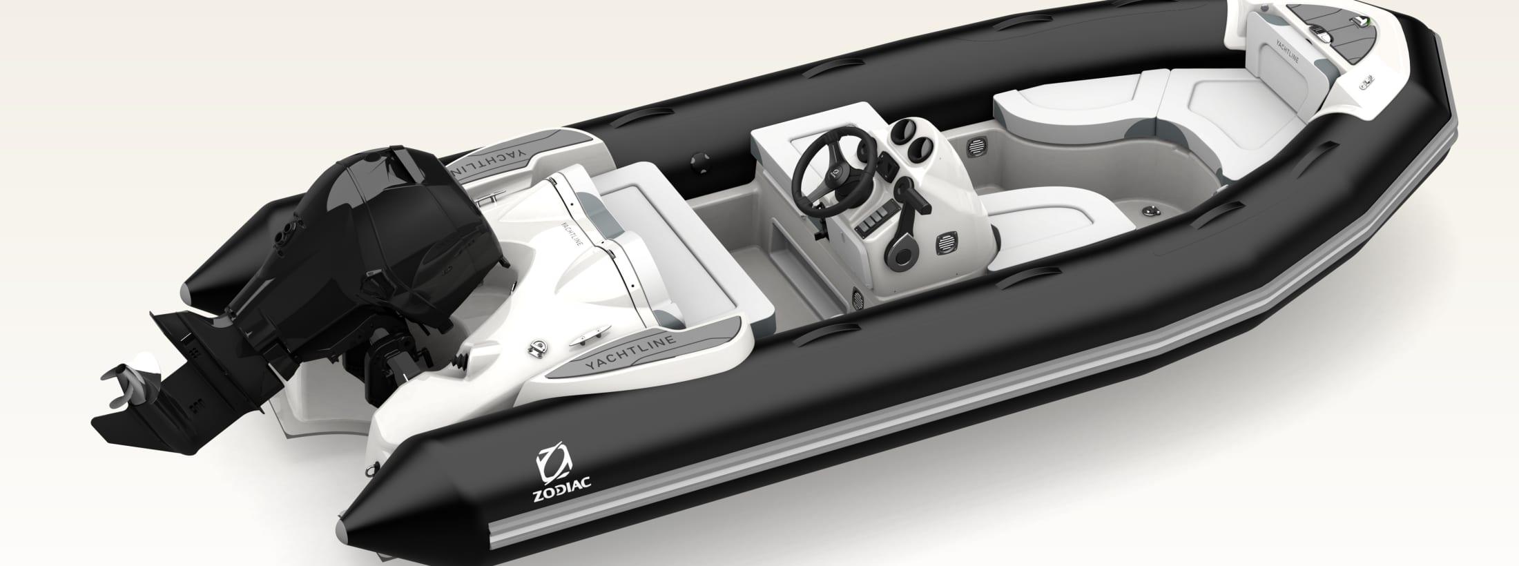 Yachtline Deluxe 440