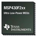 Microcontrolador Msp430 F2xx 16 M Hz 3,3 V   Texas Instruments