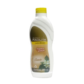 Lustra Moveis Jasmim Facilita 200ml   Audax