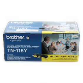 Toner Tn 115 Y Amarelo   Brother