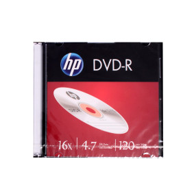 Dvd R 4.7gb Slim   Hp
