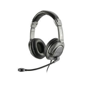 Headset C/ Microfone Flexivel Usb Ph043   Multilaser