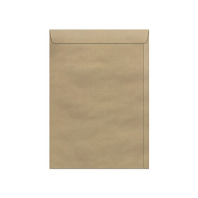 Envelope Kraft Natural Skn 023 162 Mmx229 Mm 80 G Cx C/250   Scrity