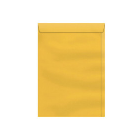 Envelope Kraft Ouro Sko 017 110 Mmx170 Mm 80 G Cx C/250   Scrity