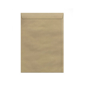 Envelope Kraft Natural Skn 025 176 Mmx250 Mm 80 G Pct C/250   Scrity