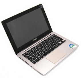 Notebook Asus Vivo Book Touch Intel I3, 4 Gb, 500 Gb, Led 11,6.,  Win 8, Grafite   Asus