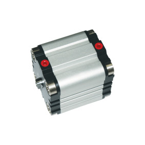 Cilindro Pneumatico Compacto Acps 16 Mmx25 Mm   Airtac