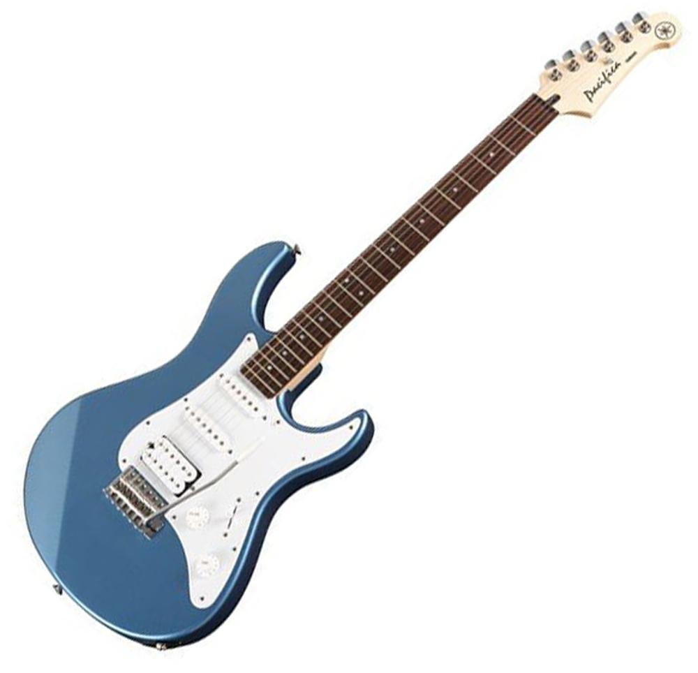 yamaha pacifica pac112j electric guitar bundle. Black Bedroom Furniture Sets. Home Design Ideas