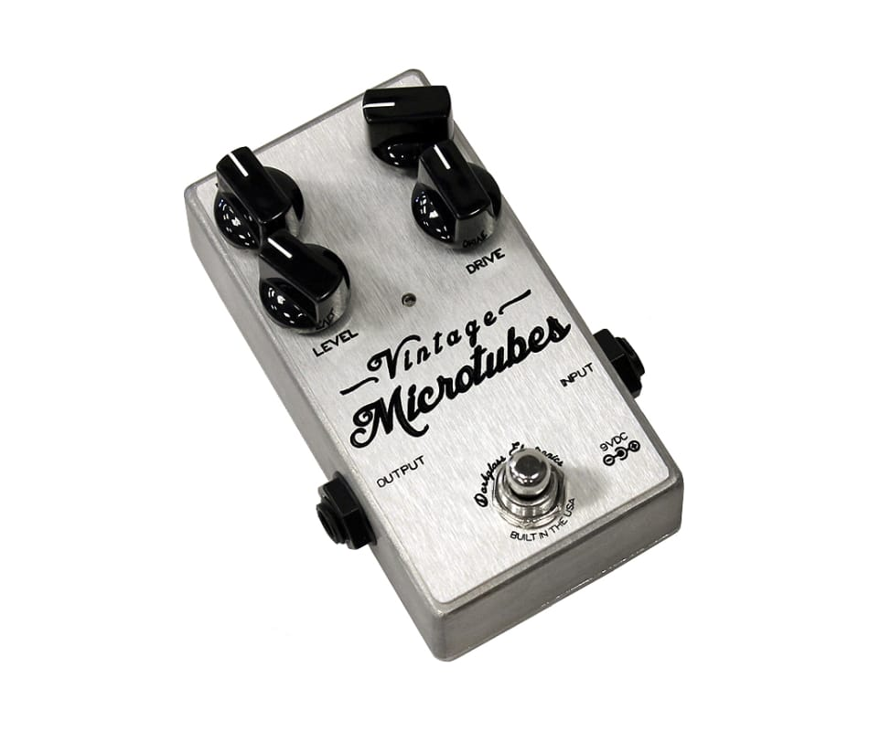 darkglass vintage microtubes bass overdrive pedal. Black Bedroom Furniture Sets. Home Design Ideas