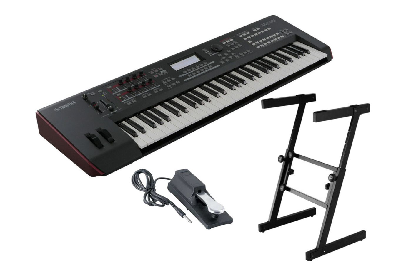 Yamaha Moxf6 Workstation Keyboard : yamaha moxf6 synth workstation keyboard bundle ~ Hamham.info Haus und Dekorationen