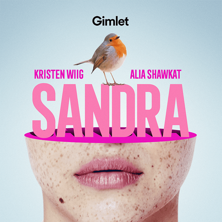 Sandra Podcast Image