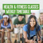 Eldon Leisure centre Health & Fitness Timetable