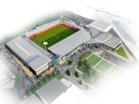 Artist's Impression of the New Stadium