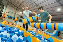 Better Newquay Trampoline and Play Park is Now Open