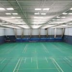 Sports Hall at Peter May Sports Centre