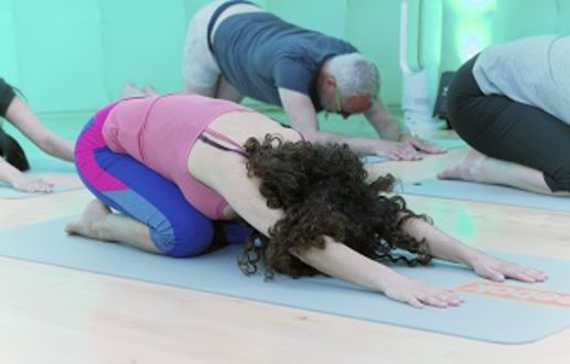 Yoga in Bath Sports and Leisure Centre, Better