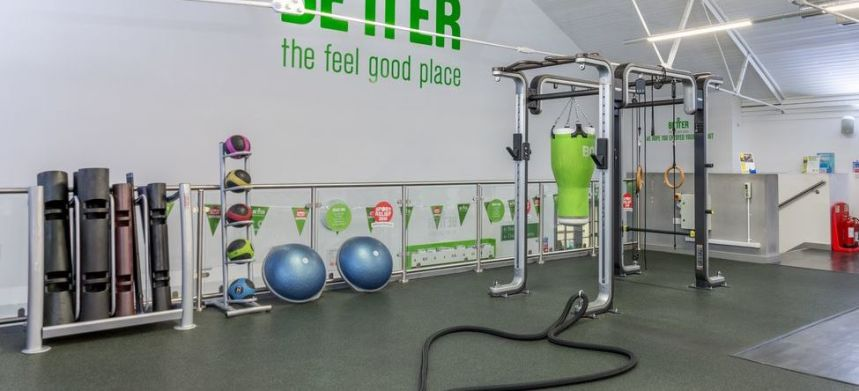 Gym At Swiss Cottage Leisure Centre
