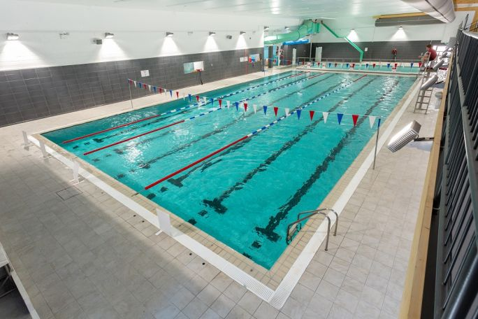 Main Pool at Better Bath Sports and Leisure Centre