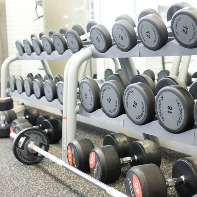 Free Weights at Better Fairwater Leisure Centre