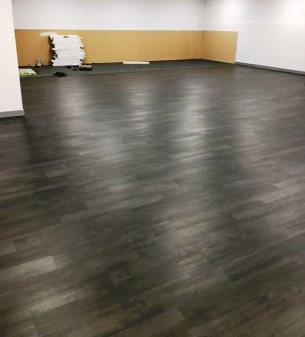 Gym floor   Helston Sports Centre   Cornwall   Better