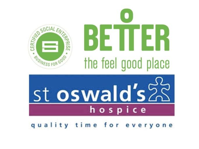 Better and St Oswalds Logos