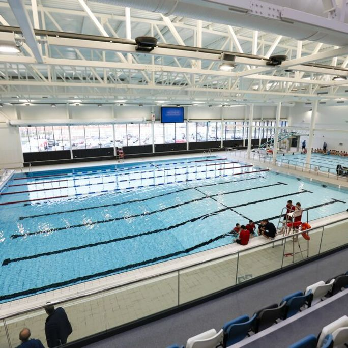 lisnasharragh main pool