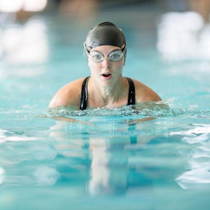 swim for fitness