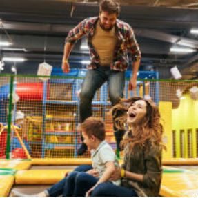 Bounce with kids