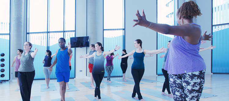 Dance Aerobics - Hough End Leisure Centre