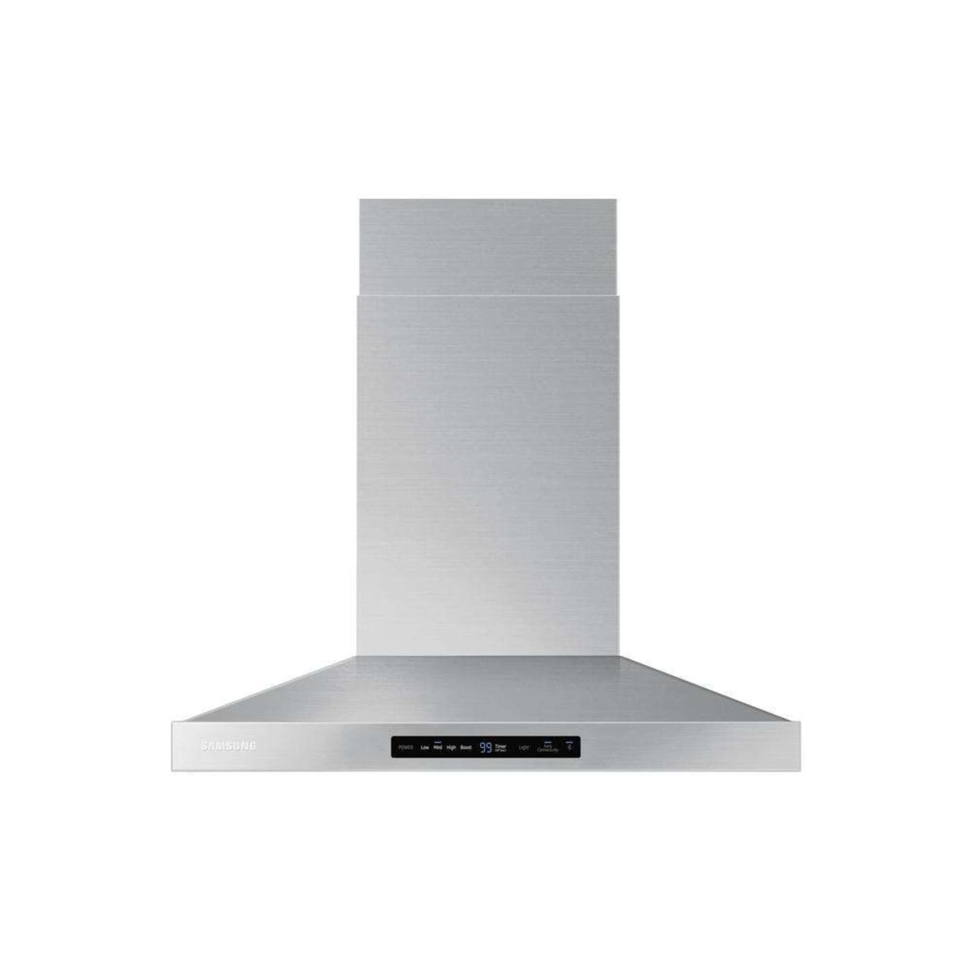 "Samsung NK30K7000WS 30"" Stainless Steel Chimney Style Wall Mount"