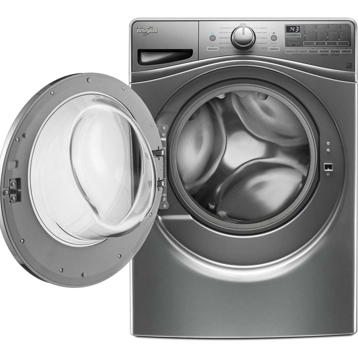 whirlpool washer how to use