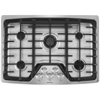 """Electrolux 30"""" Stainless Steel Gas Sealed Burner Cooktop"""