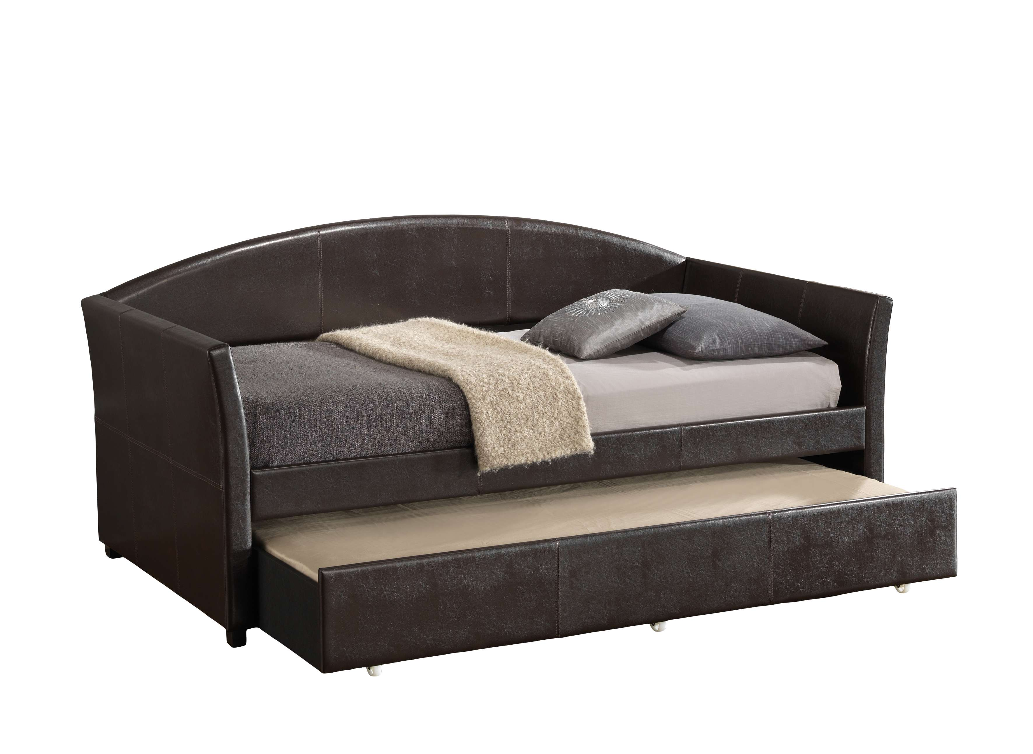 Dark Brown Day Bed